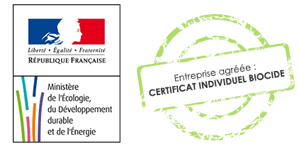 Certification individuelle biocide